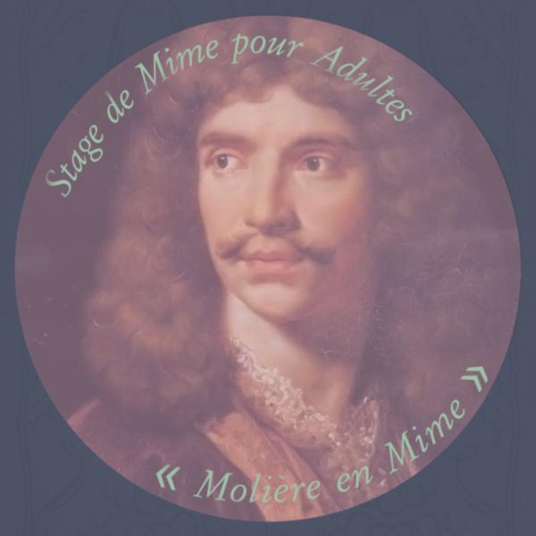 Stage de Mime pour Adultes | «Molière en Mime» - « Le Bateau Ivre »