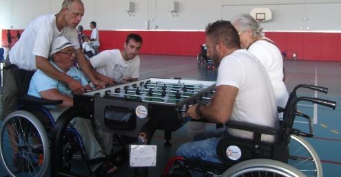 Azur Para Festa 2018 - APF France Handicap - Territoire 06/83