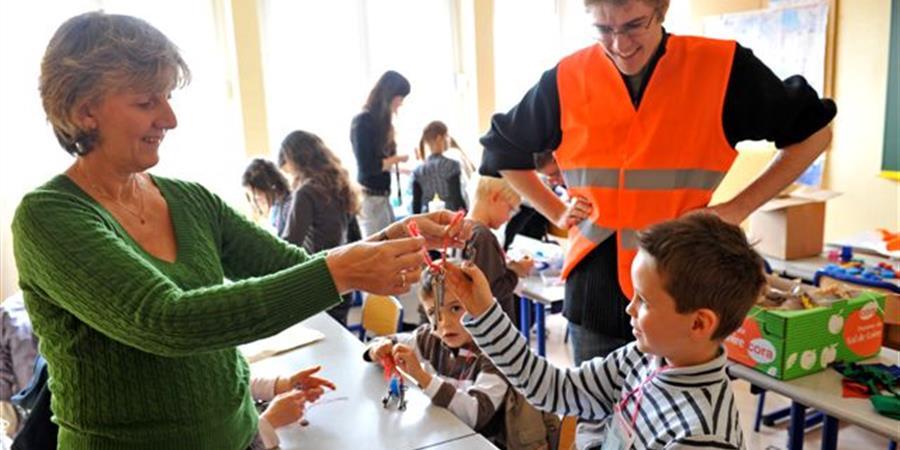 Repas des enfants à Protestants en fête - Protestants en Fête 2017
