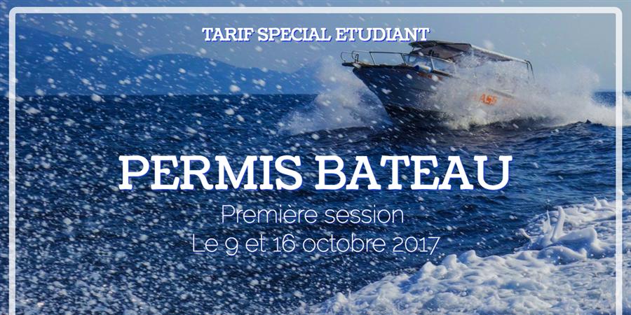Permis bateau spécial étudiant #1 - SaiLy Club Jean Moulin