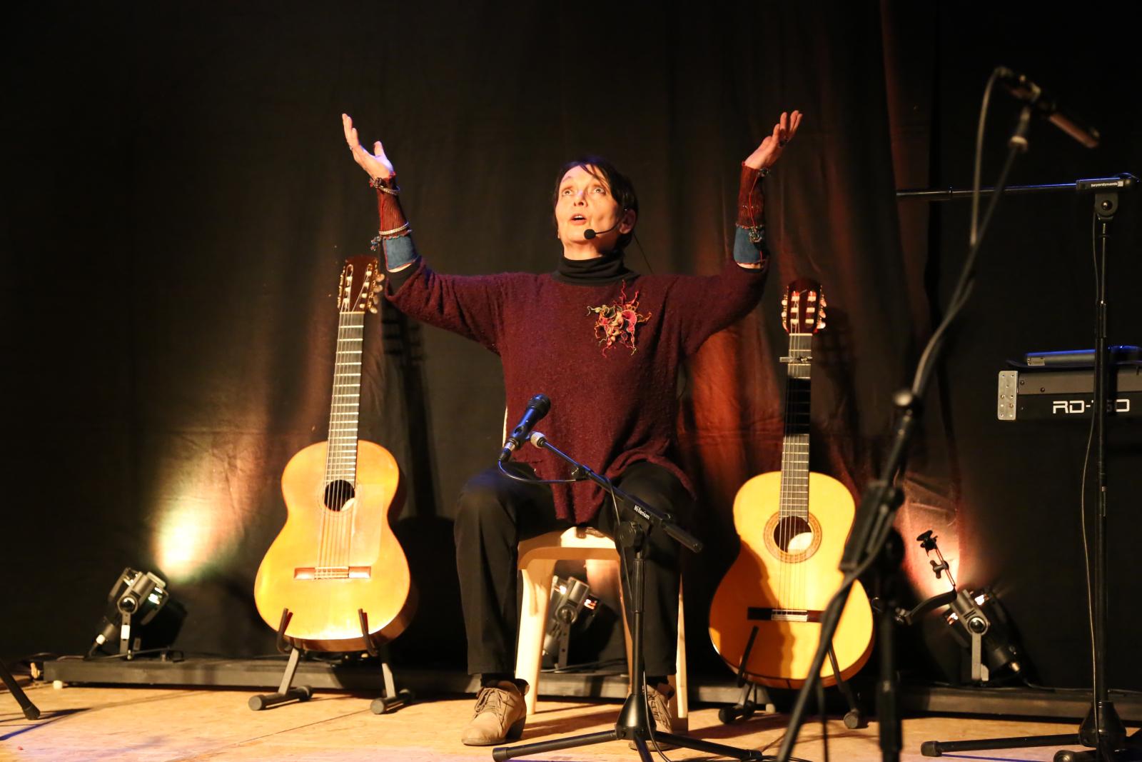 Respirer Chanter Parler - Les Mercredis chantants L'ARCHE 92