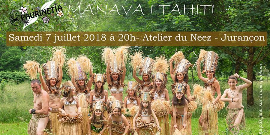 MANAVA I TAHITI - O PAU'RINETIA