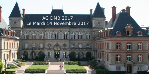 Conférence Annuelle Data Management Biomédical - 14 Novembre 2017 - Data Management Biomédical