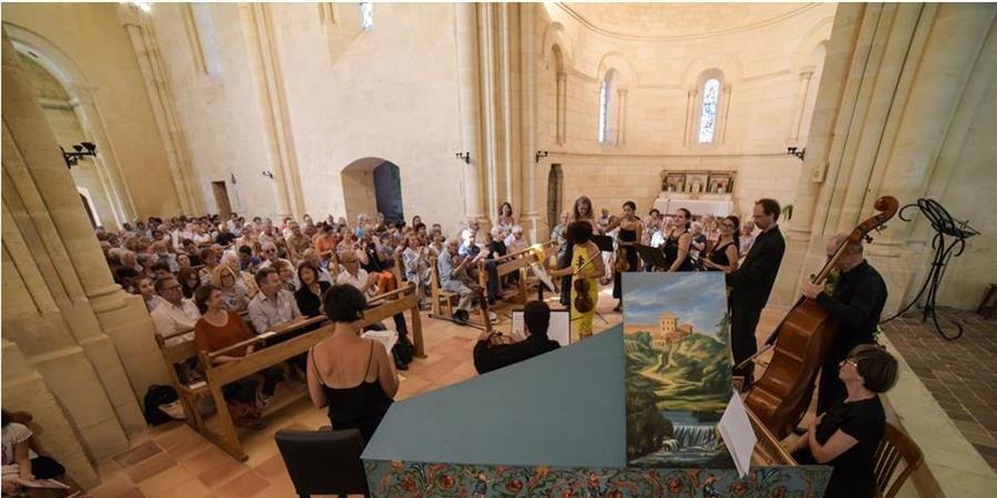 FESTIVAL FLAM' 2018 - RENCONTRES MUSICALES DE HAUTE GIRONDE - RM33