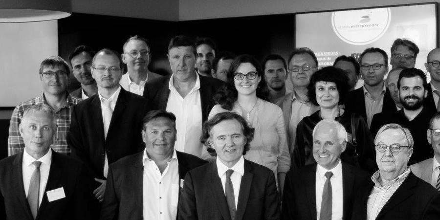 Soirée des Lauréats du 13 Septembre 2018 - reseau entreprendre champagne-ardenne