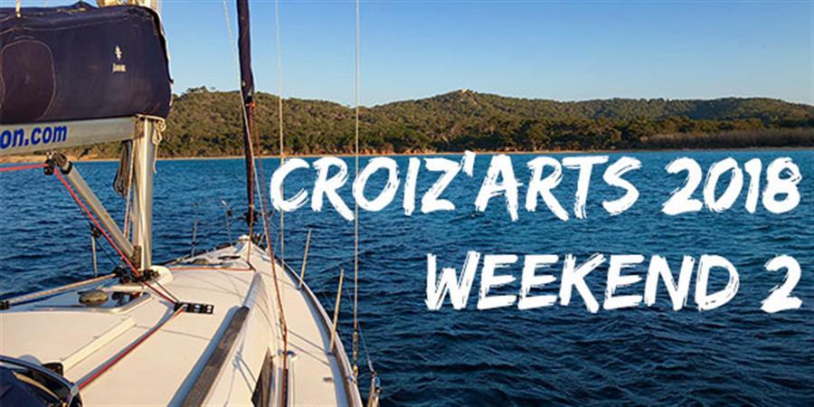Croiz'Arts 2018 Weekend 2  - SaiLy Club Jean Moulin