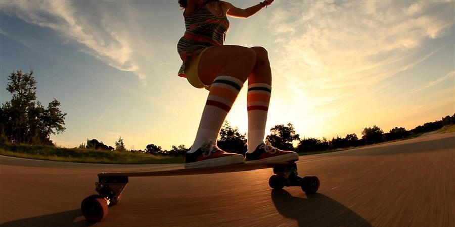 Cours de skate  - Les Filles de L'O