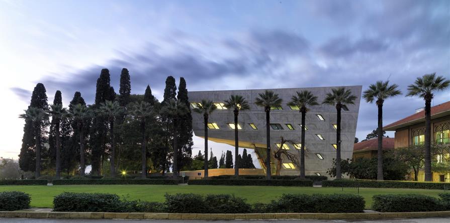 Voyage d'étude à Beyrouth - Liban - Maison de l'architecture de Normandie - le Forum