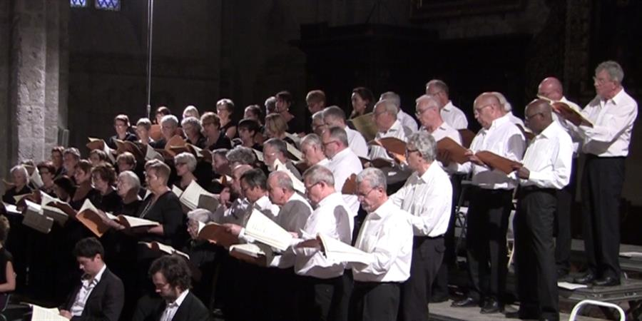 La Misatango de et avec Martin Palmeri à Toulouse - La Chorale de Cahors