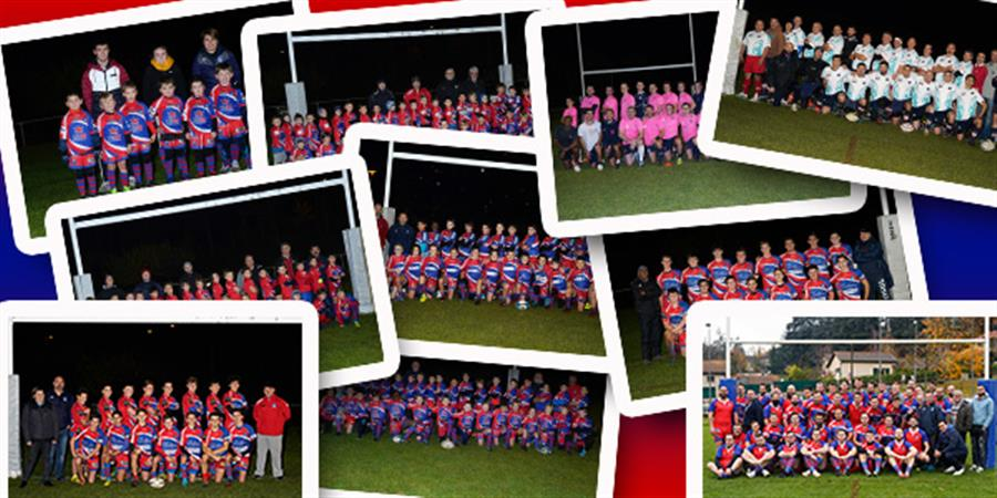 Photos d'équipe 2019-2020 - OSGL RUGBY