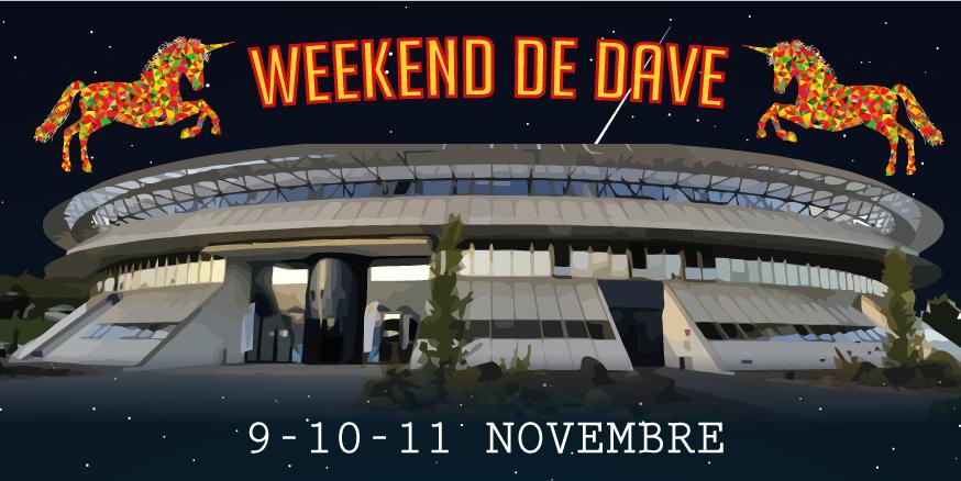 Weekend De Dave - 3ème Édition - Garage 2067