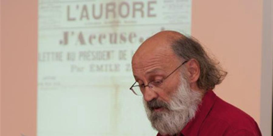 Alain, éducateur de la République - Nuit Des Maths