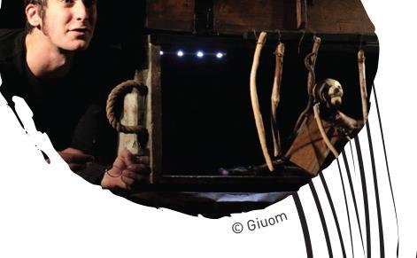 Pinocchio | Cie On t'a vu sur la pointe - Théâtre du Cercle / Rennes