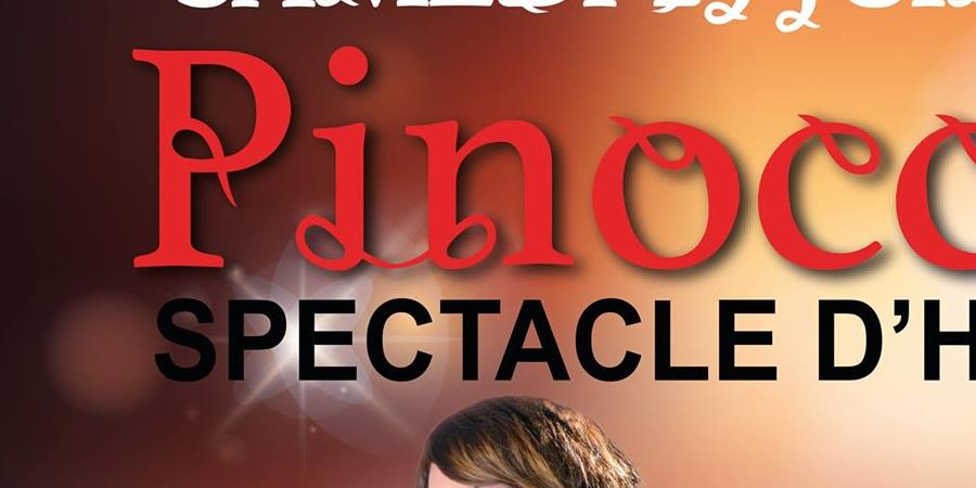Spectacle d'Hypnose : PINOCCHIO - Club Hypnose Orléans
