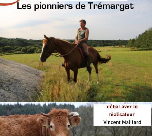 Les Pionniers de Trémargat de Vincent MAILLARD - La Bergerie fait son cinéma!