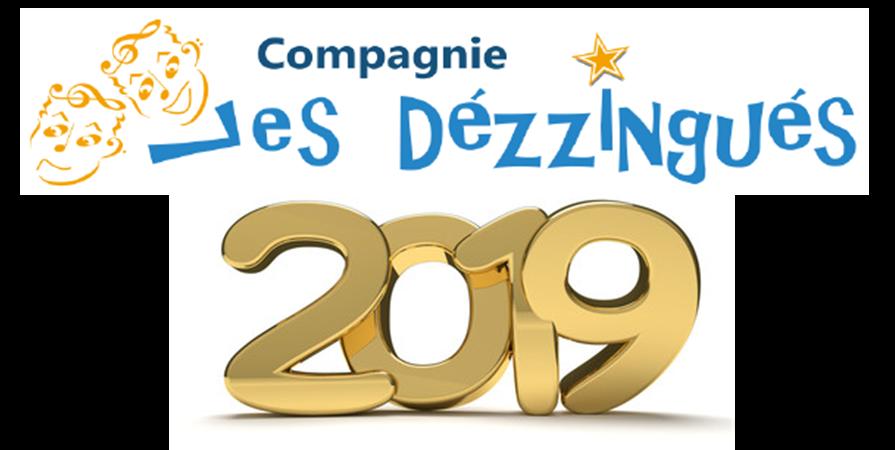 Réveillon Saint Sylvestre 2018/2019 Les Mathes  - compagnie les dezzingues