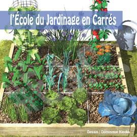 """""""Week-end tout en carréS"""" : stage à l'École du Jardinage en CarréS - École du Jardinage en Carrés - Centre d'agro-écologie"""