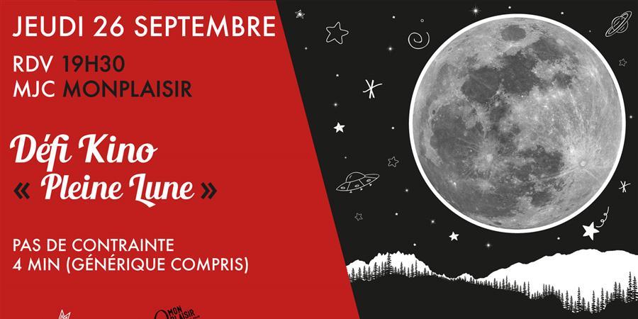 Kino Lyon // projection mensuelle de Septembre  - Kino Lyon