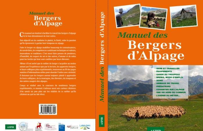 Manuel des bergers d'alpage - Aspir