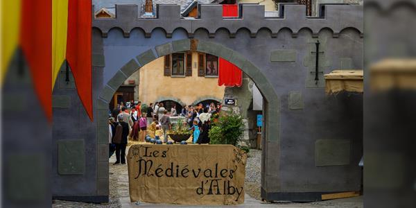 Fête Médiévale d'Alby - Alby Animation Médiévale