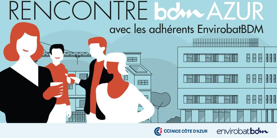 Rencontre BDM Azur - EnvirobatBDM