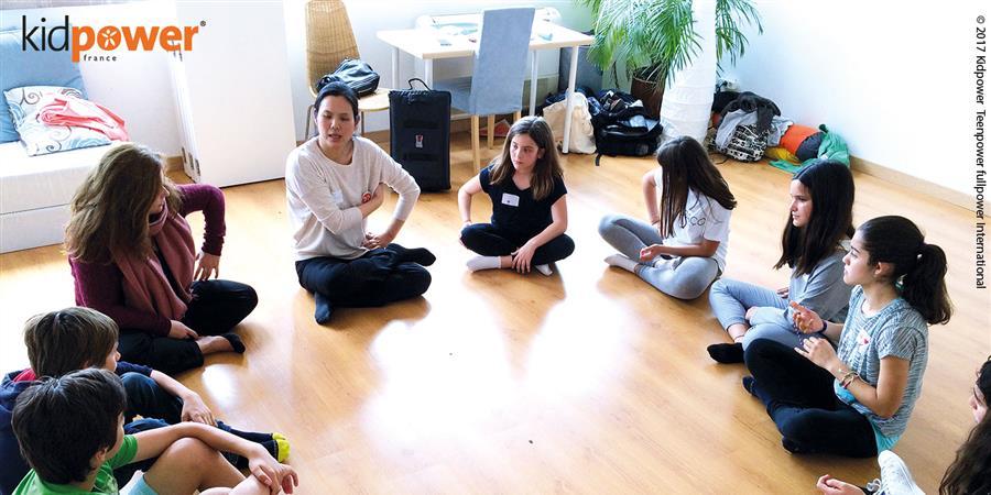 Atelier Kidpower du Dimanche 19 mai 2019 à Montrouge - Kidpower France