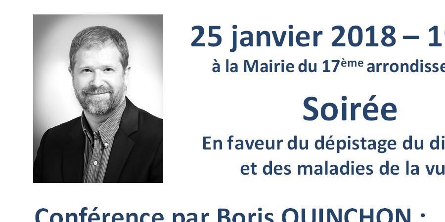 Conférence sur la motivation professionnelle - Lions Club Paris Eiffel