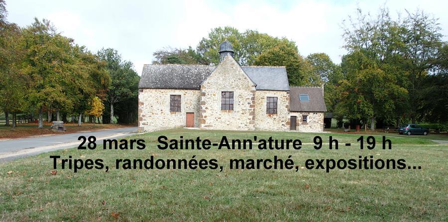 Sainte-Ann'ature - ASSOCIAT LES AMIS DE SAINTE ANNE