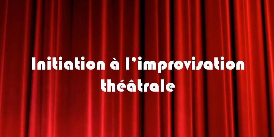 Initiation Improvisation Théâtrale - Troupe d'improvisation théâtrale Lambda