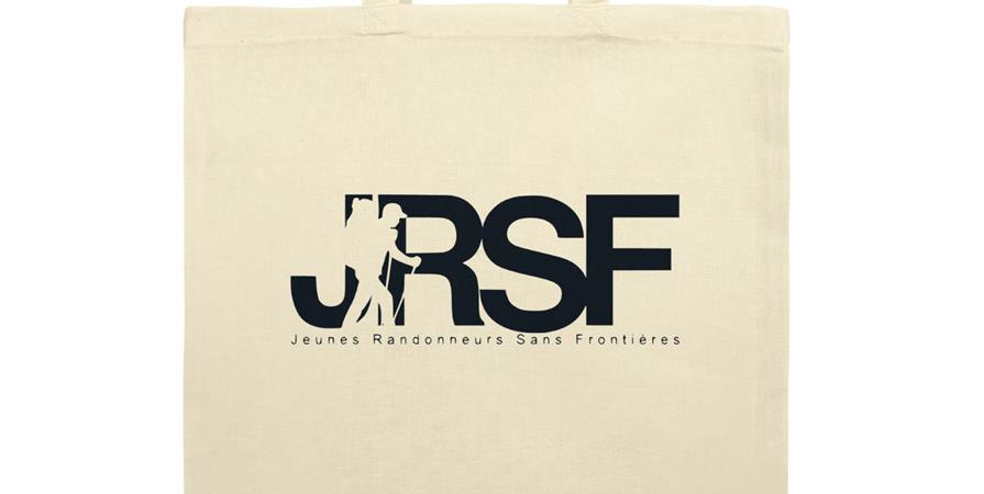 Sac JRSF - Jeunes Randonneurs Sans Frontieres