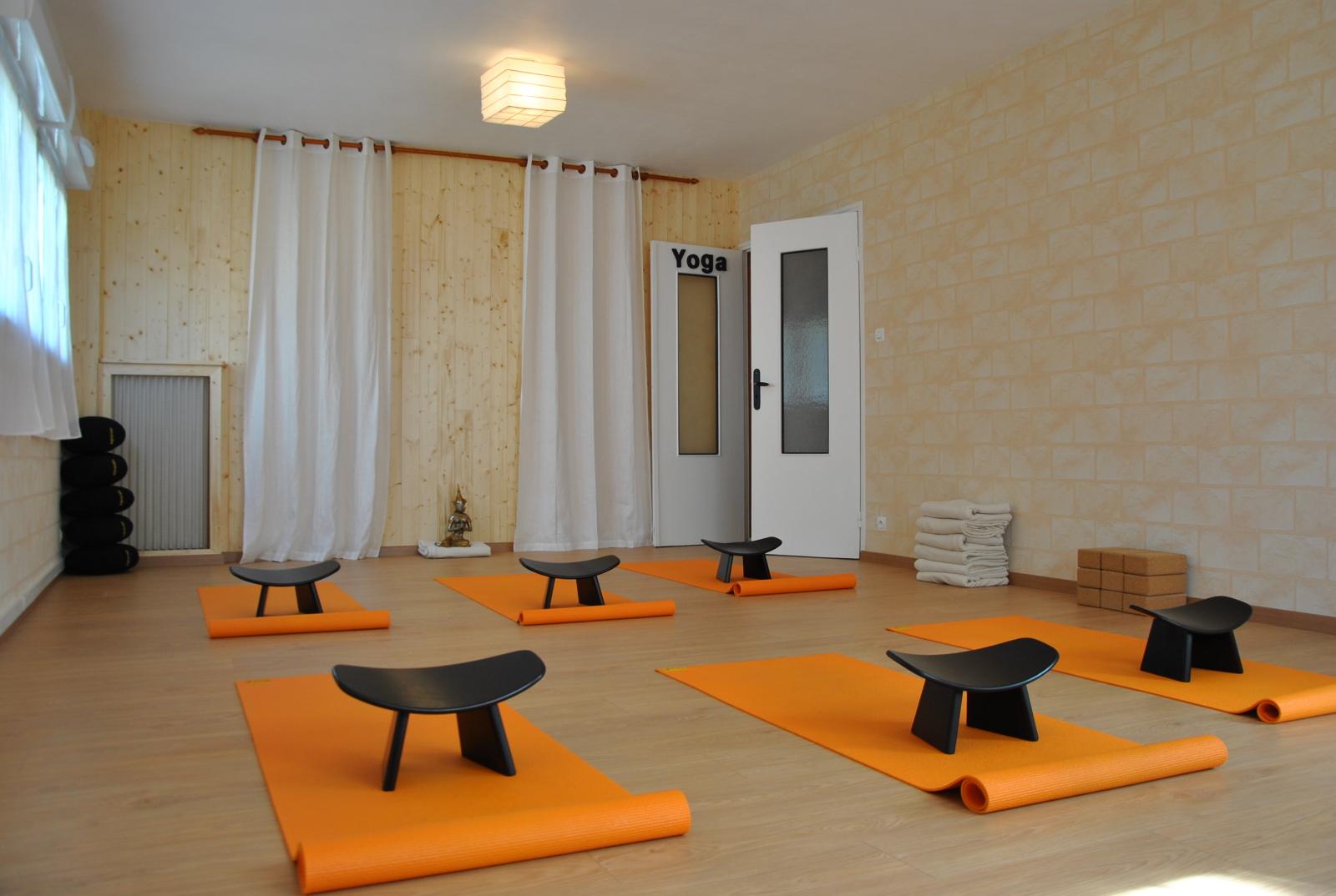 Cours collectifs de yoga - ANGERS COURS DE YOGA CATHERINE DOUAT