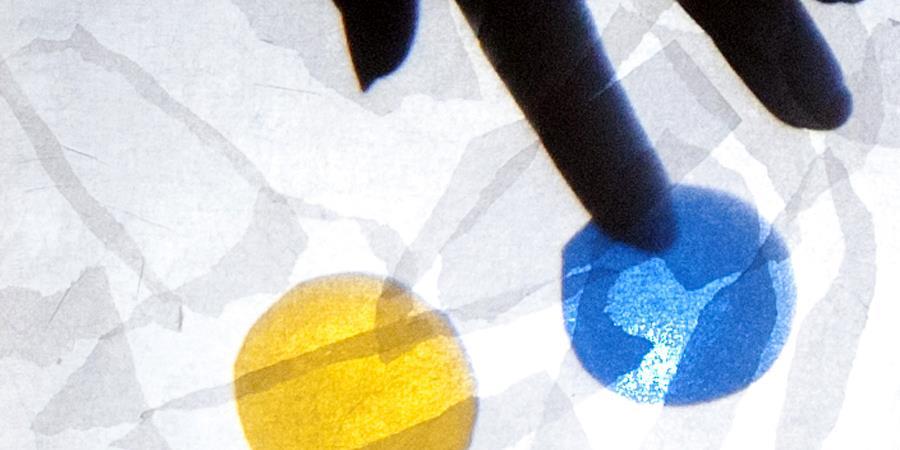 Petit-Bleu et Petit Jaune - MAJE Live Production