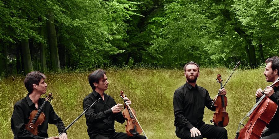 Quatuor Béla - Mens Alors !