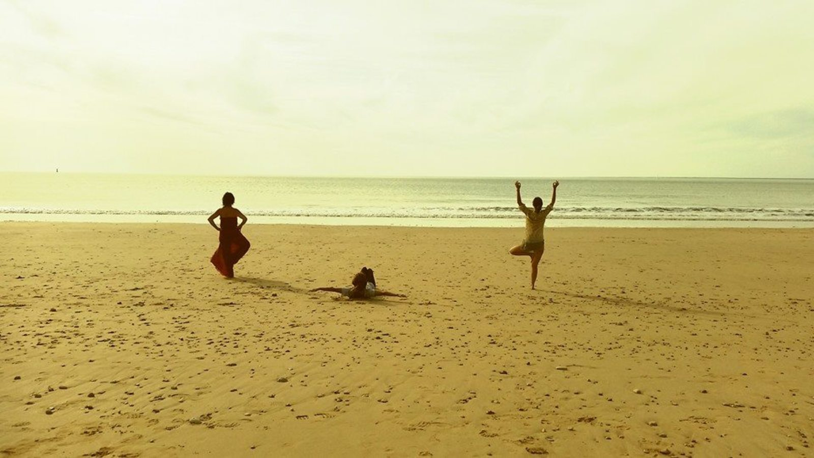 Cours de yoga à domicile - Regarde Le Ciel