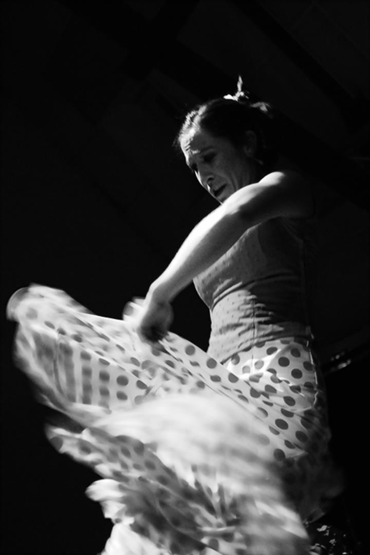 Cours de Flamenco à Rennes - Al Golpe Flamenco