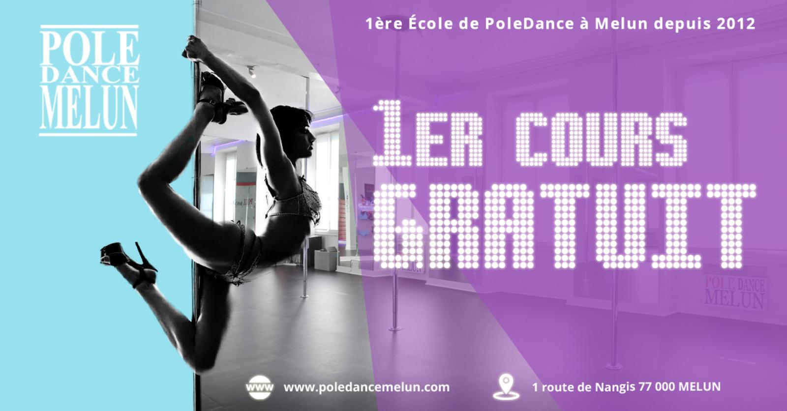 Cours PoleDance - Pole Dance Melun Depuis 2012