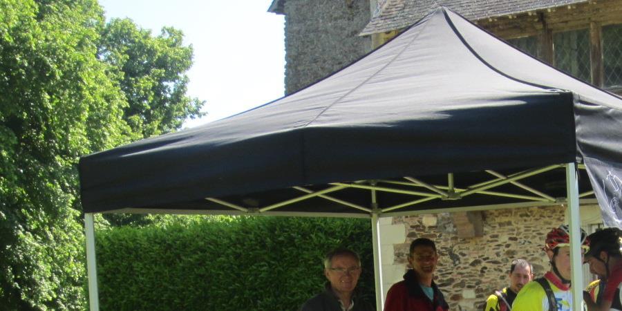 Randonnée de la Mayenne Angevine - CYCLO CLUB PAYS DE CHATEAUGONTIER