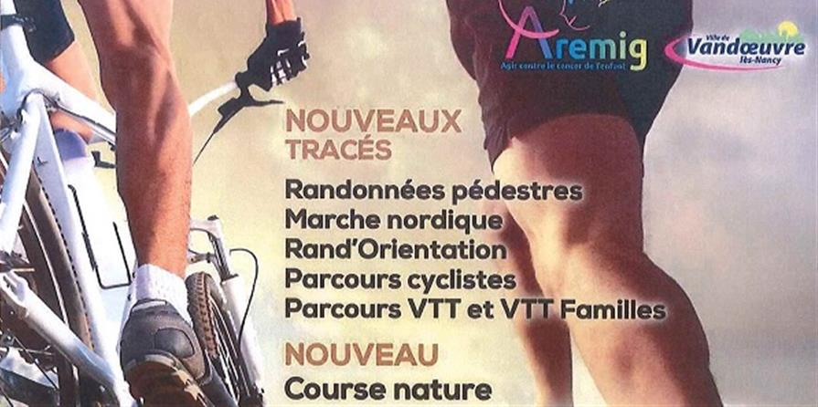 RANDONNÉE AREMIG - 20ème édition - AREMIG