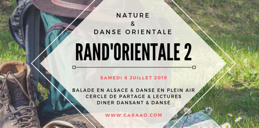 RAND'ORIENTALE - Centre Artistique et de Recherches des Arts Arabo-Orientaux