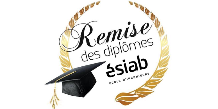 REPAS - Remise des diplômes pour l'ESIAB 2017 - BDE ESIAB Quimper