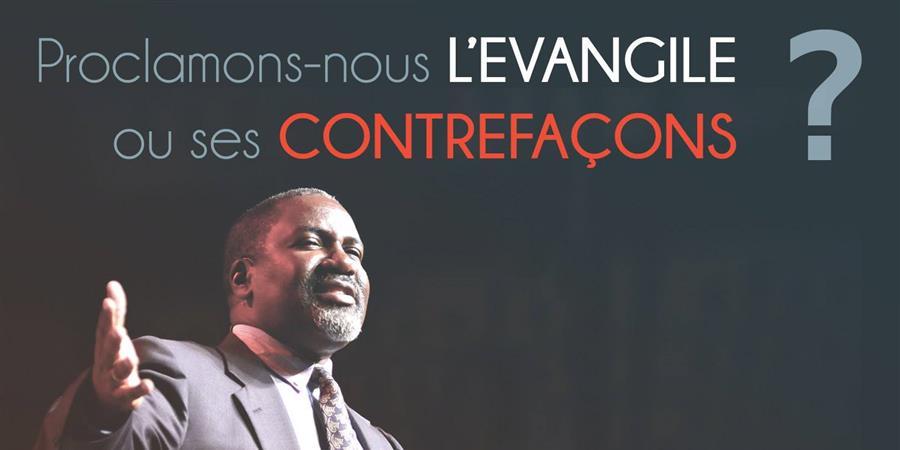 Conférence Conrad Mbewe - Eglise Bonne Nouvelle