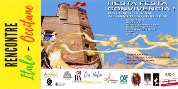 Rencontre Italo-Occitane - Arthémuses31