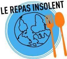 REPAS INSOLENT - Maison de l'environnement