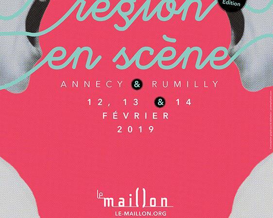 Festival Région en Scène - 2019 - Association Le Maillon