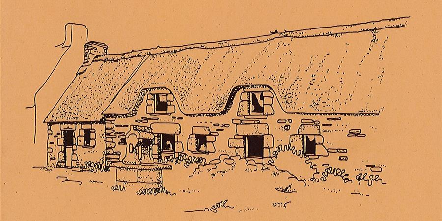 N°14 - 1995 - Tiez Breiz - Maisons et Paysages de Bretagne
