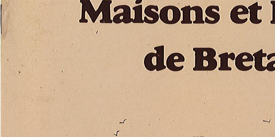 N°15 - 1996 - Tiez Breiz - Maisons et Paysages de Bretagne