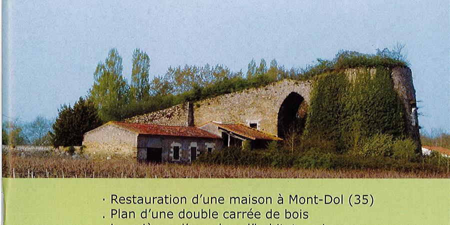 N°27 - 2008 - Tiez Breiz - Maisons et Paysages de Bretagne