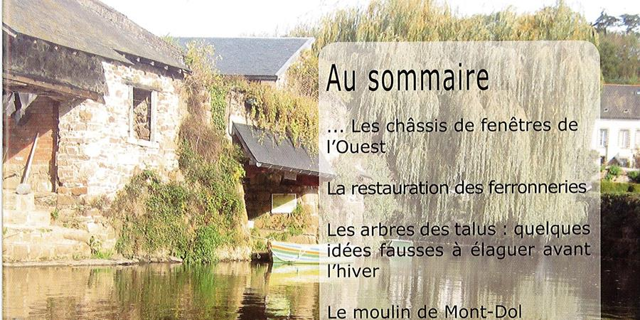N° 29 -2010 - Tiez Breiz - Maisons et Paysages de Bretagne