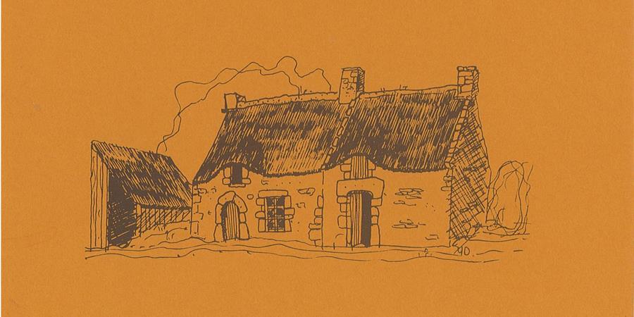 N°3 - 1983 - Tiez Breiz - Maisons et Paysages de Bretagne