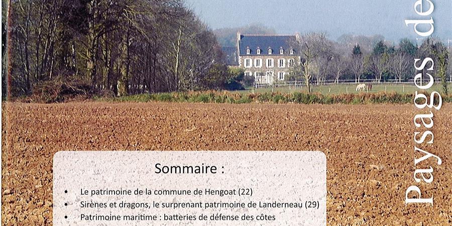 N°32 - 2013 - Tiez Breiz - Maisons et Paysages de Bretagne
